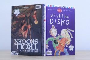Gratisboken Vi vill ha Disko / Trollskogen
