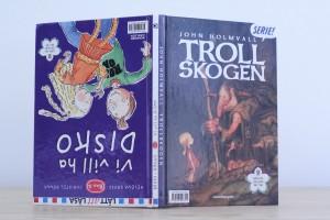 Gratisboken Trollskogen / Vi vill ha disko
