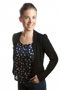 Anna Engström - projektledare Världsbokveckan
